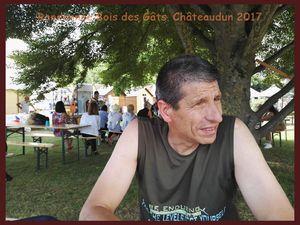 Randonnée du Bois des Gâts à Châteaudun.