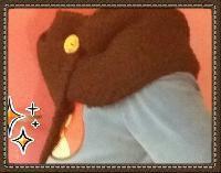 Snood tricoté à bouton unisexe très mode et ses explications gratuites