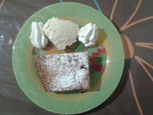 Pudding aux petits beurre