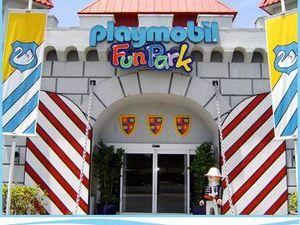Fun park Playmobil Fresnes