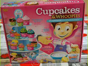 Coffret Cupcakes & Woopies