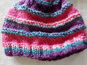 Une série de bonnet