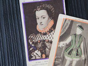 Mes vieilles cartes postales relookées