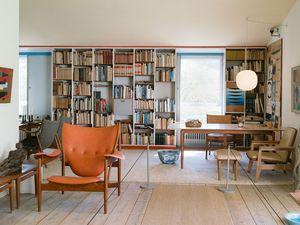 Chez Finn Juhl