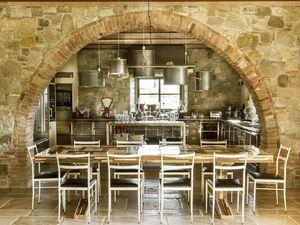 Une vieille bâtisse en Toscane