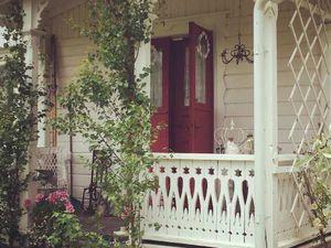Une petite maison de vacances en Suède
