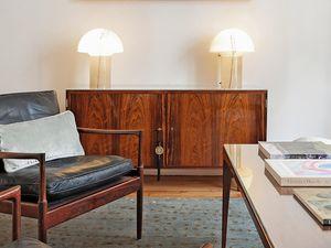 Le style rétro chic d'un appartement parisien