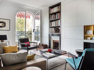 Un appartement au chic parisien