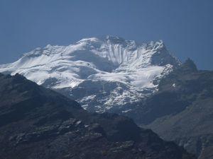 Sommets et glaciers