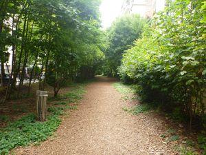 Le sentier nature d'Auteuil (16ème)