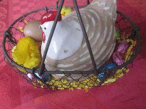 A la fois Anniversaire et Pâques