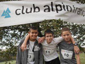 Alpin Trail les jeunes y étaient aussi !