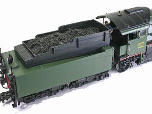 04 - Ma collection de locos vapeur