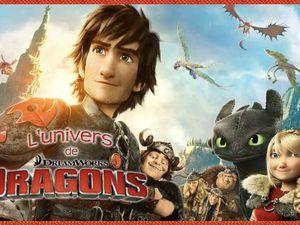 Le forum L'univers de Dragons fête ses 1 an !