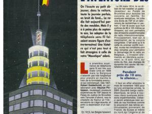 L'aventure des pionniers belges de la TSF