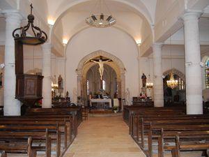 Escale à Colombey Les Deux Eglises