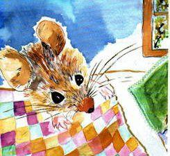 Toutes les illustrations sont des aquarelles couleur d'Anne Bussière