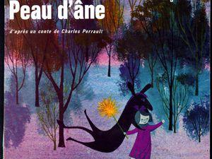 &quot&#x3B;Peau d'âne&quot&#x3B; Raconté par Christiane Lasquin - 1970