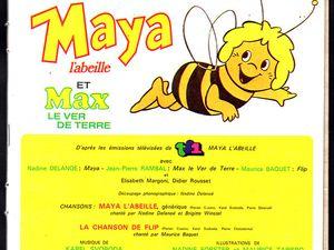Maya l'abeille et Max le ver de terre - 1978