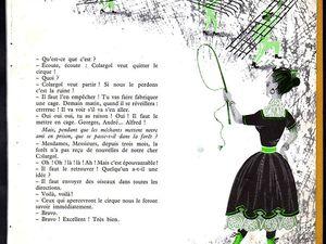 Colargol chanteur de cirque - 1960