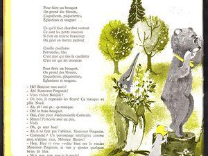 Colargol ourson d'honneur - 1964