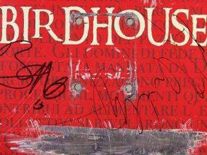 U2 signe le skateboard de Tony Hawk 'Where The Streets Have No Name&quot&#x3B; 14/08/2015