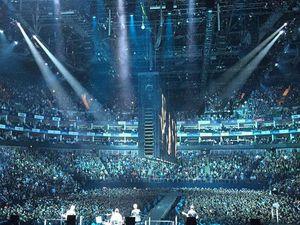 U2 The O2 Arena Londres (5) 02/11/2015