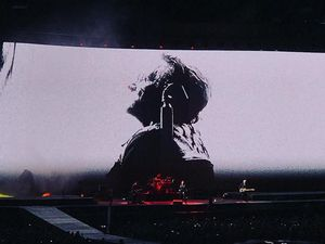 U2 -Rose Bowl Stadium, Los Angeles (2) -21-05-2017