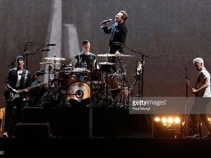 U2- Washington DC- Etats-Unis 20-06-2017