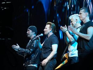 U2 -Twickenham Stadium -Londres (2) -09-07-2017