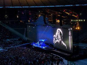 U2 -Berlin -Allemagne 12/07/2017