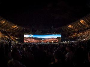 U2 -Stade olympique -Rome-Italie (2)16/07/2017