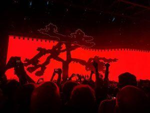 U2 -Amsterdam Arena -Amsterdam (1) 29-07-2017