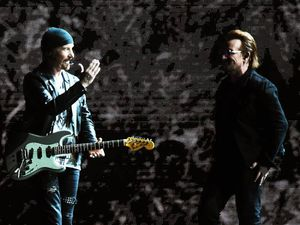 U2 -Sao Paulo ,Brésil -19/10/2017 -Morumbi Stadium
