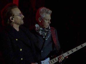 U2 - MTV Presents Trafalgar Square 11-11-2017