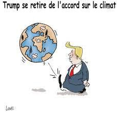 Les USA retirent leur signature de l'accord de Paris sur le climat