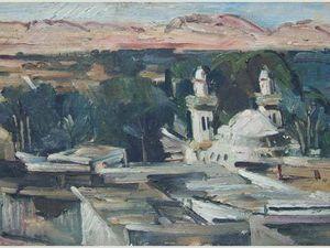 Toiles de Roger Calixte - par Ramus-