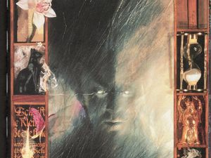 Illustrations de Dave McKean