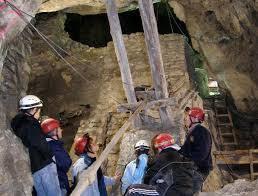 Quelques images de l'intérieur de la mine