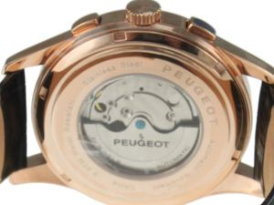 Montre Paul Peugeot Automatique actuelle