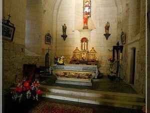 Diaporama église de Saint Martial Viveyrol