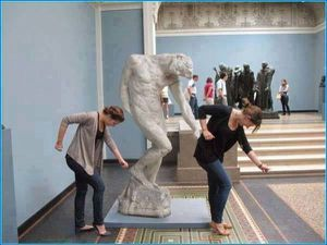 l'illusion des statues - 32 images