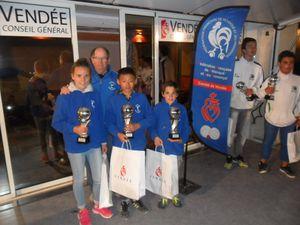 NATIONAL DE POUZAUGES (Vendée): Les résultats complets