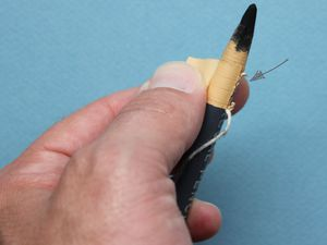 Dessin et peinture - vidéo 1336 : Paysage dessiné au crayon fusain.