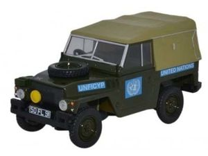 Land Rover 1/2 Ton  au 1/43 (Oxford)
