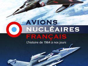 Nouveauté librairie : Avions nucléaiares français (ETAI)