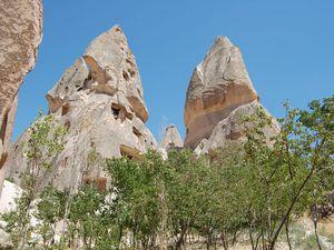 Turquie - Parc national de Göreme et sites rupestres de Cappadoce