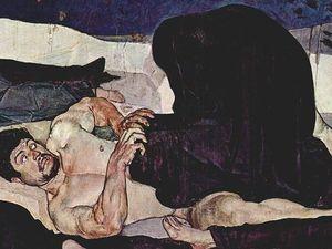Ferdinand Hodler - Nuit