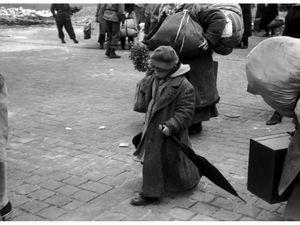 Libération et retour des prisonniers d'Allemagne, 1945
