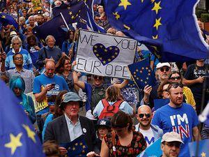 2016, Le Brexit.